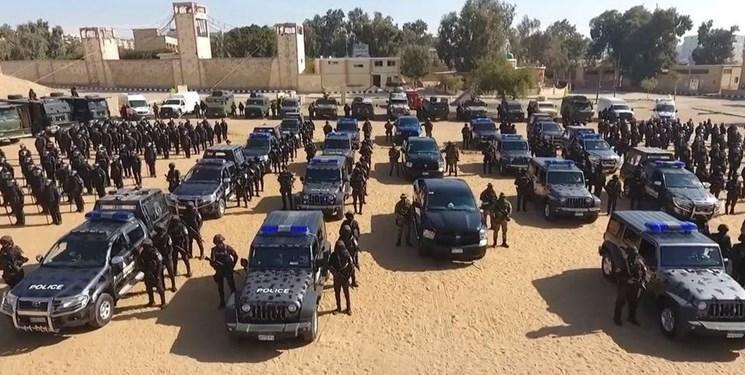 اعمال بالاترین سطح امنیتی در مصر