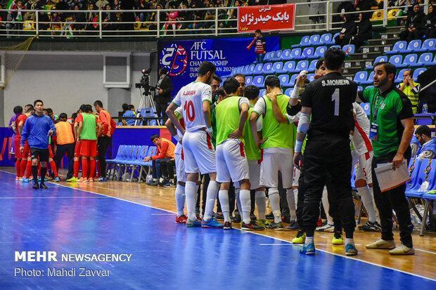 دعوت از 19 بازیکن به اردوی تیم ملی فوتسال