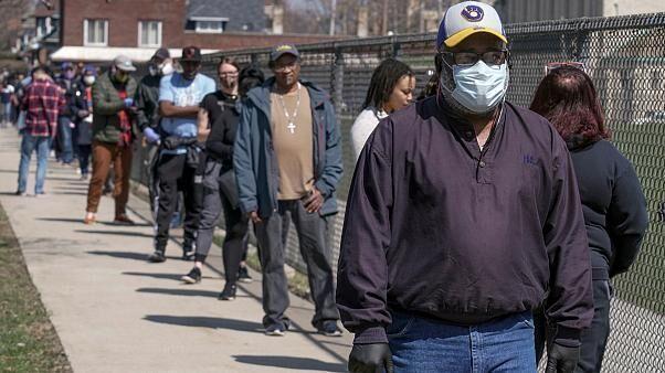 خبرنگاران آسوشیتدپرس: 42درصد از جانباختگان کرونایی در آمریکا سیاه پوست هستند
