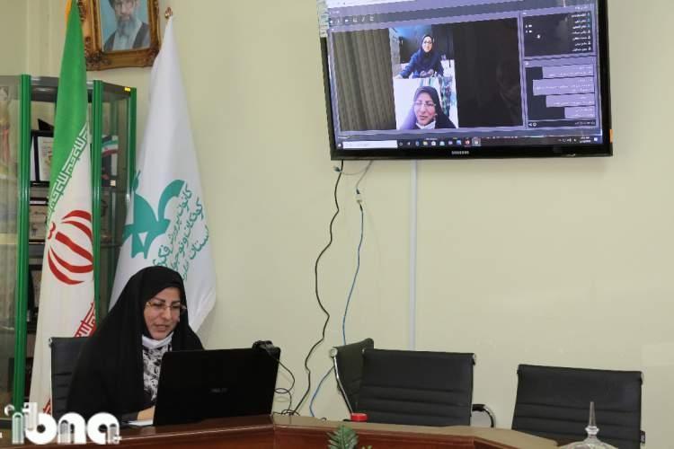 کارگاه مجازی قصه گویی در شیراز برگزار شد