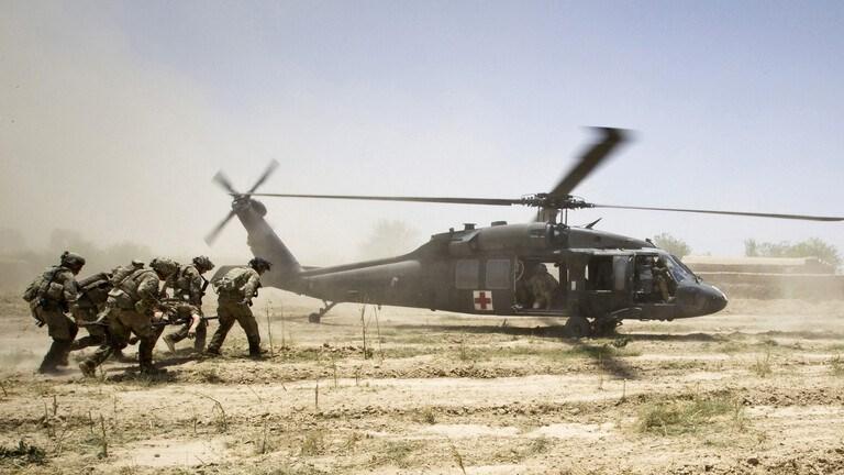 خروج نیروهای آمریکایی از افغانستان پیش از برگزاری انتخابات ریاست جمهوری