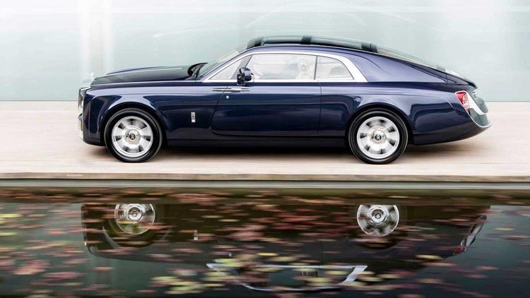 (عکس) با گران ترین خودروی لوکس جهان آشنا شوید