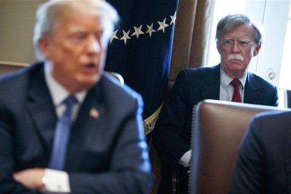 بولتون: راهبرد ترامپ در قبال ایران، دستاوردی نداشته است