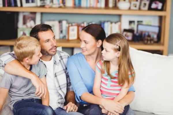 راه حل های پاسخ شما در برابر سوالات سخت فرزندتان