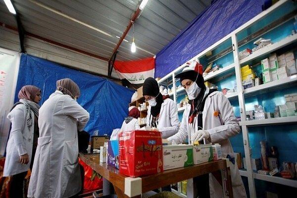 جدیدترین آمار کرونا در عراق، استاندار اربیل بر اثر کرونا درگذشت
